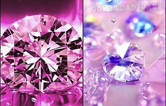 Shiny diamonds