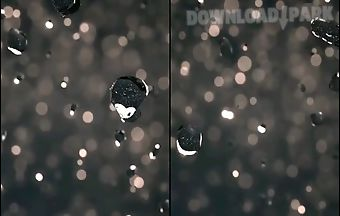 Shiny rain hd