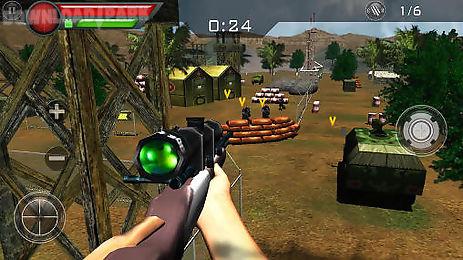 sniper shooting deluxe
