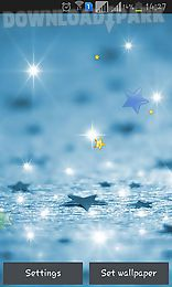 stars by happy live wallpapers
