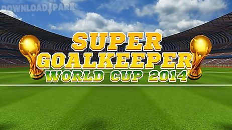 super goalkeeper: world cup