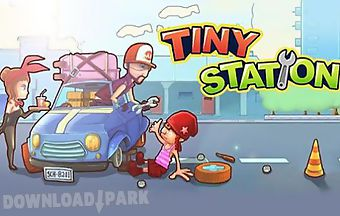 Tiny station