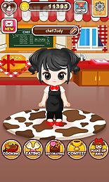 chef judy: pizza maker - cook