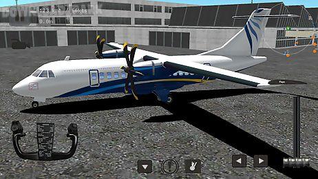 flight simulator : plane pilot