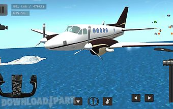 Flight simulator : plane pilot