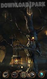 halloween dark go launcher