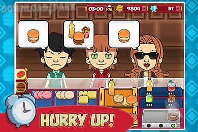 my burger shop