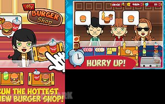 My burger shop