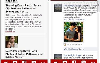 News for breaking dawn