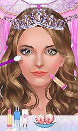 pink princess- fashion dressup