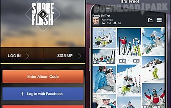 Share a flash - photo sharing