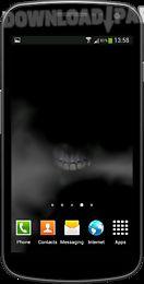 ghost skull live wallpaper