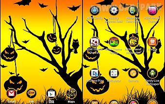 Halloween theme for adw