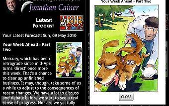 Jonathan cainer horoscopes