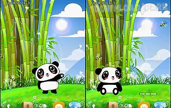 Panda pet live wallpaper free