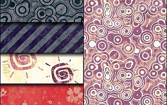 Pattern live wallpaper