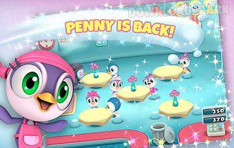 Penguin diner 3d