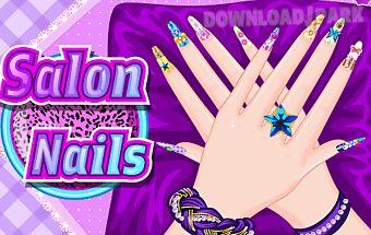 Salon nails - manicure games