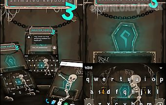Skeleton dance 3 keyboard