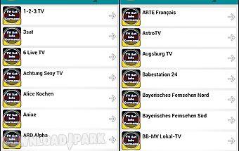 Tv sat info germany
