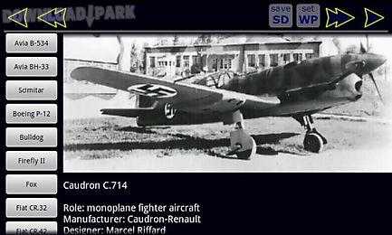 world war ii aircraft fighters