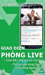 88sao.tv - live chat với sao
