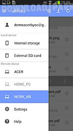 abfiles (acer remote files)