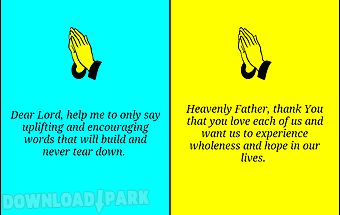 Best daily prayers