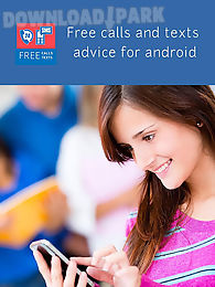 free calls free texts advice