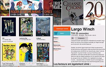 Izneo bd comics manga