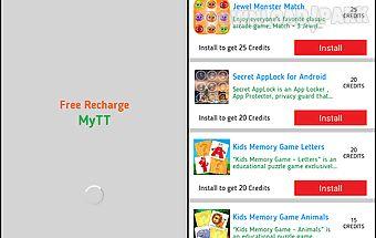 Mytt - get free talktime