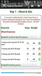 the muscle building trainer