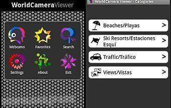 Worldcamera viewer