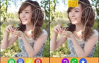 Camera face age