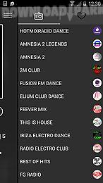 electronic clubbing radio