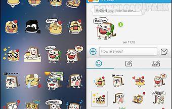 Go sms pro pudding&bread stick