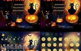 Halloween 2016 kika keyboard