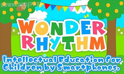 tap and playwonder rhythm