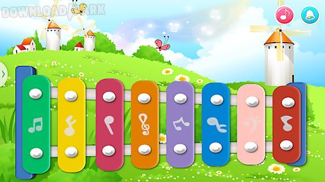 baby xylophone musical game
