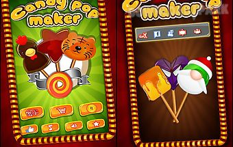 Candy pop maker – cooking game