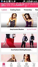 flash online shopping