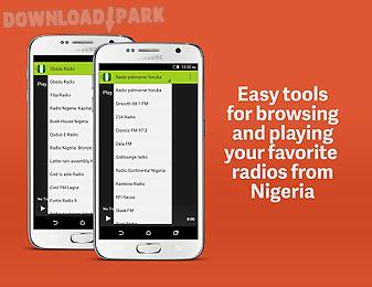 nigerian radios