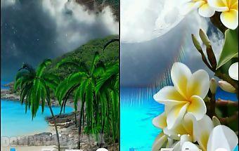 Paradise islands video lwp