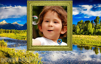 Scenery photo frames pro
