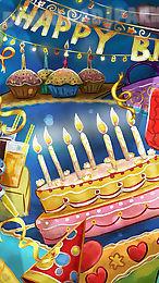 birthday live wallpaper