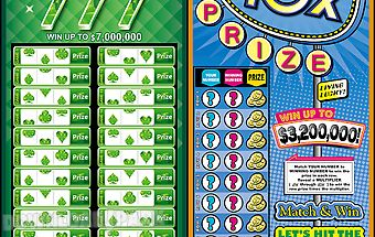 Lotto scratch – las vegas
