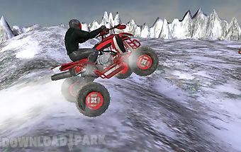 Quad bike rally racing 3d