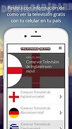 televisión gratis review