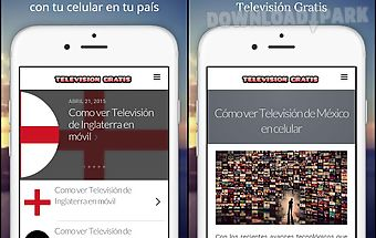Televisión gratis review
