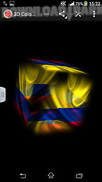 3d colombia football